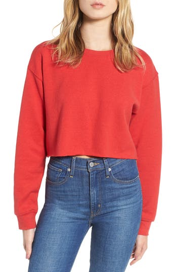 Women's Sub_Urban Riot Gigi Crop Sweatshirt