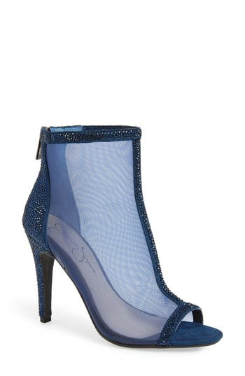 Jessica Simpson Energee Bootie, Blue