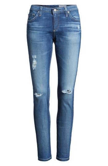 Women's Ag 'The Legging' Ankle Jeans