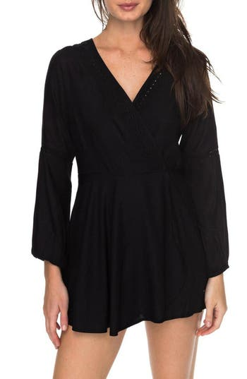 Roxy Twilight Adventure Dress, Black