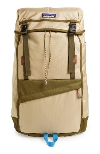 Men's Patagonia Arbor Grande 32-Liter Backpack - Beige
