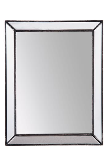 Foreside Rectangle Mirror, Size One Size - Metallic