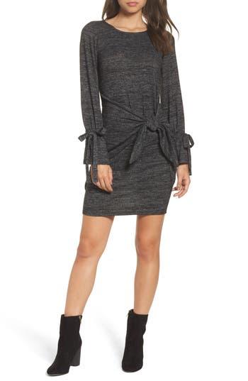 19 Cooper Body-Con Dress, Grey