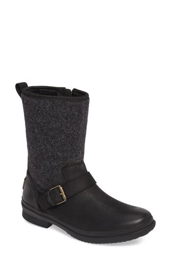 Ugg Robbie Waterproof Boot, Black