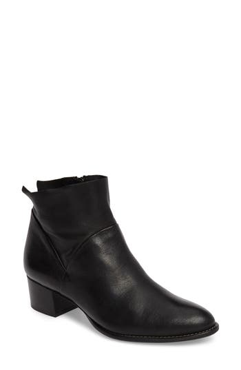 Paul Green Nelly Bootie - Black