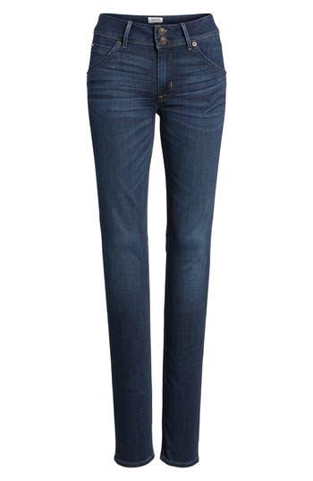 Hudson Jeans Collin Supermodel Skinny Jeans, Blue