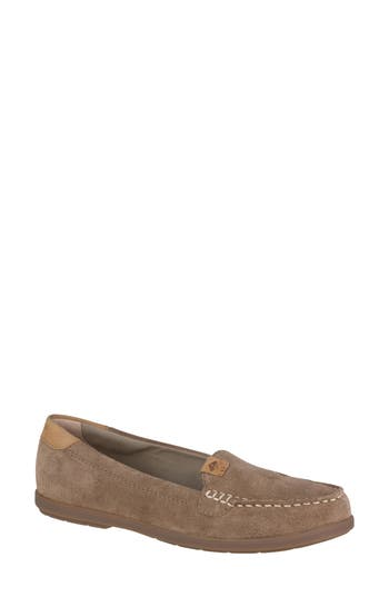 Sperry Coil Mia Loafer- Brown
