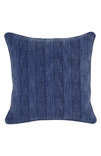 Villa Home Collection Heirloom Pillow, Size One Size - Blue