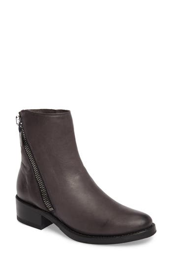 Frye Demi Zip Bootie, Brown