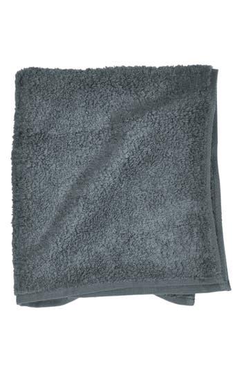 Uchino Zero Twist Hand & Hair Towel, Size One Size - Grey