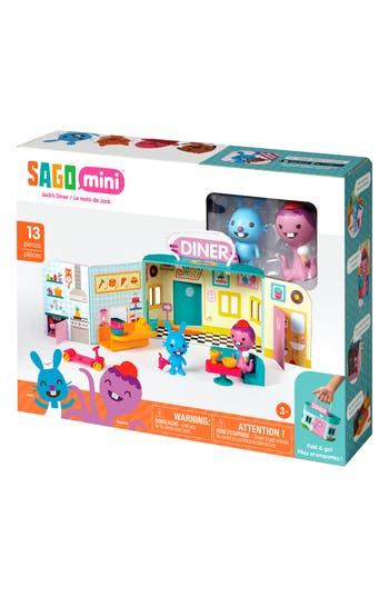 Sago Mini Jacks Diner Portable Play Set