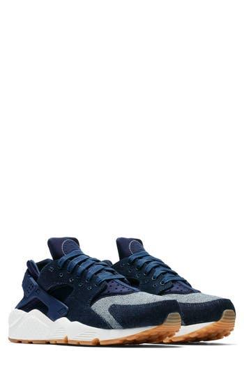 Nike Air Huarache Run Se Sneaker, Blue
