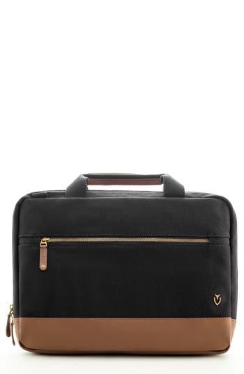 Vessel Refined Briefcase - Black