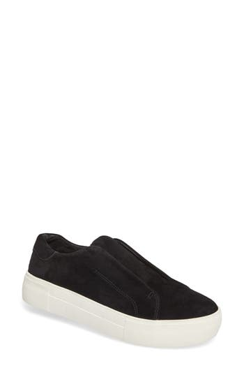 Jslides Alara Slip-On Sneaker, Black