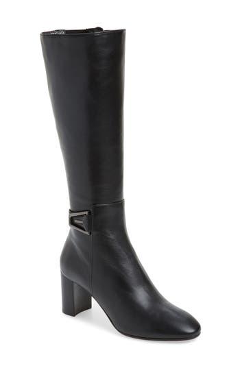 Aquatalia Ventura Weatherproof Boot- Black
