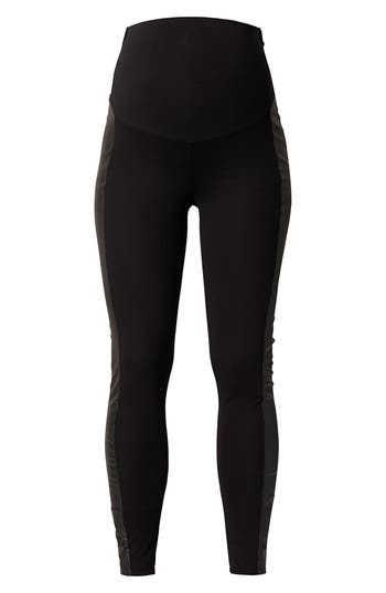Noppies Over The Belly Maternity Leggings, /XX-Large - Black