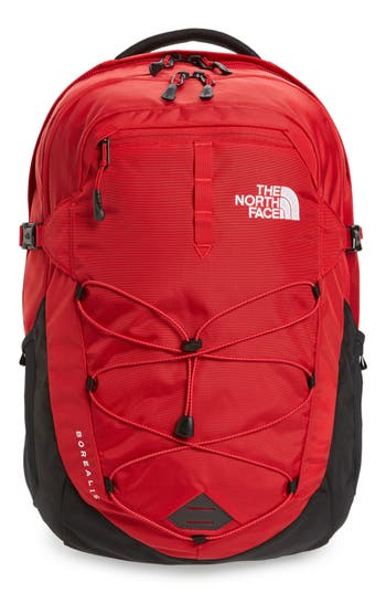 The North Face Borealis Backpack - Red