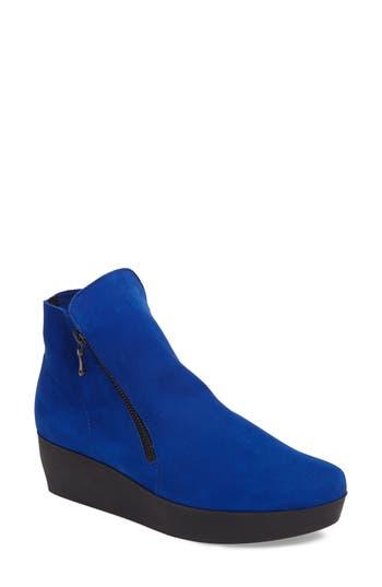 Arche Fujong Wedge Bootie, Blue