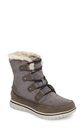Sorel Cozy Joan Bootie, Grey