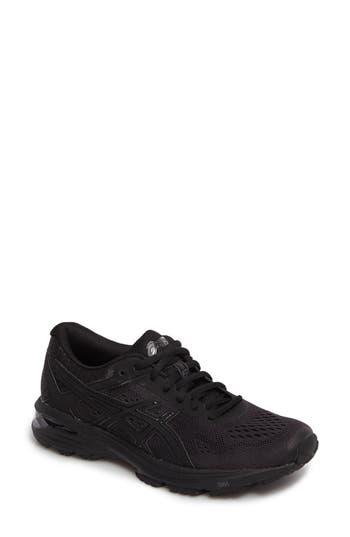 Asics Gt-1000 6 Running Shoe, Black