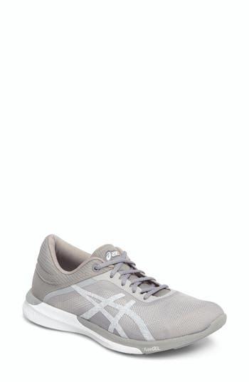 Asics Fuzex Rush Running Shoe, Grey