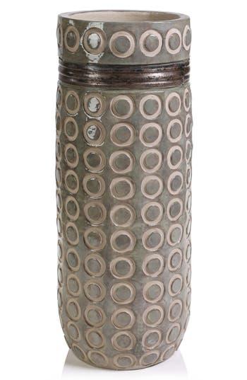 Zodax Zanzi Terracotta Vase, Size One Size - Brown