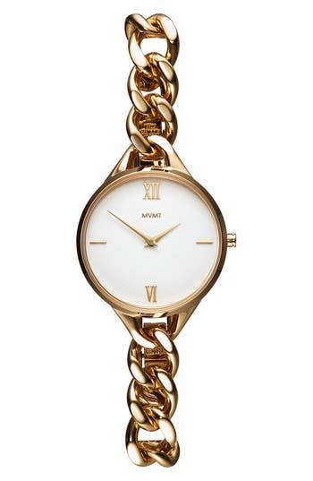 MVMT Gala Chain Bracelet Watch, 32mm