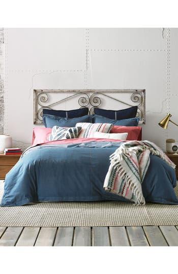 Tommy Hilfiger Sunkissed Denim Comforter & Sham Set, Size Twin - Blue