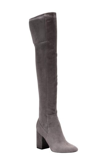 Cole Haan Darla Over The Knee Boot B - Grey