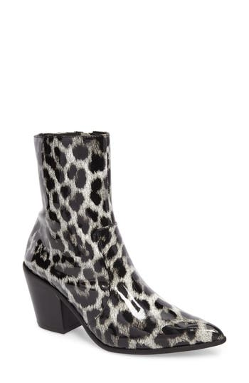 Jeffrey Campbell Ace Bootie- Metallic