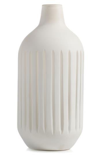 Zodax Sakana Glass Vase, Size One Size - White