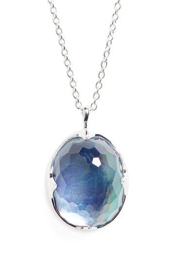 Ippolita 925 Rock Candy Pring Ring Pendant Necklace EmzFfJj