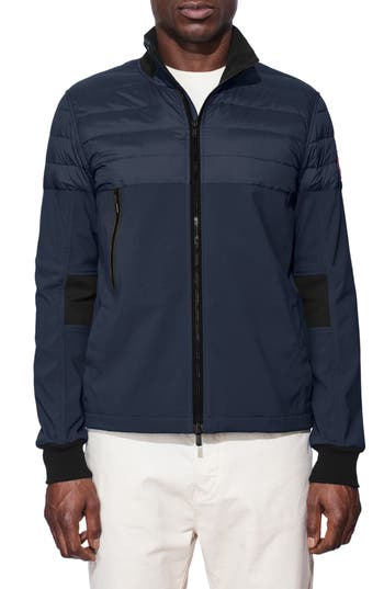 Canade Goose Jericho Beach Down Filled Jacket, Blue