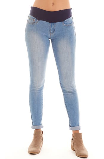 Aria Maternity Skinny Jeans