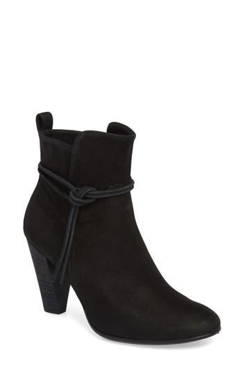 Ecco Shape 75 Tassel Boot, Black