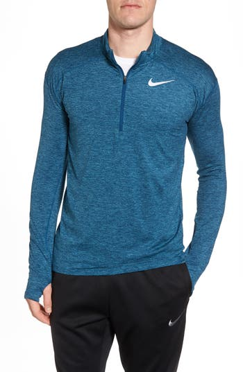 Nike Dry Element Running Top, Blue