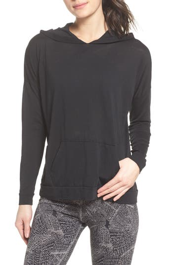 Beyond Yoga Day Breaker Hoodie, Black