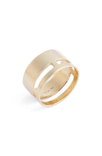 Bony Levy Ofira Bold 14K Gold Ring