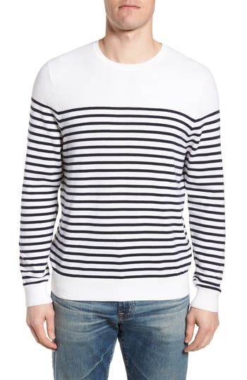 Nordstrom Shop Breton Stripe Sweater