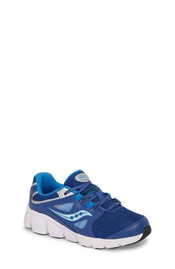 Boys Saucony Kotaro 4 Sneaker Size 4.5 M  Purple