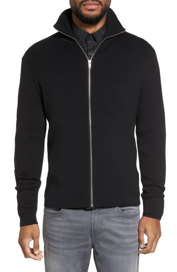 Calibrate Zip Front Sweater Jacket