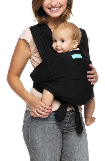 Infant Moby Wrap Fit Hybrid Baby Carrier