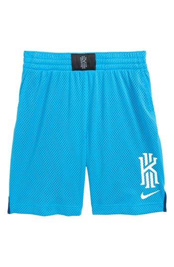 Boys Nike Dry Kyrie Mesh Shorts