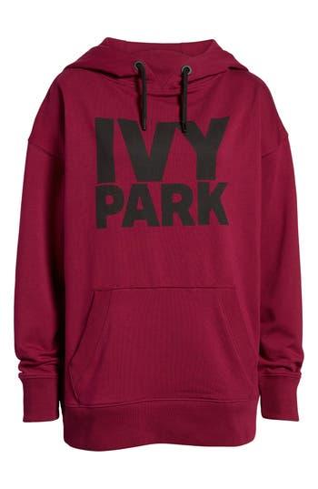 Ivy Park Programme Hoodie, Purple