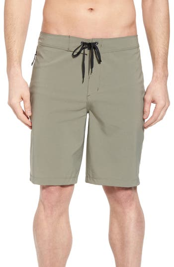 Hurley Phantom Jj4 Board Shorts, Green