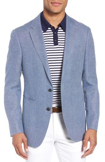Rodd & Gunn Enfield Way Linen & Wool Blazer