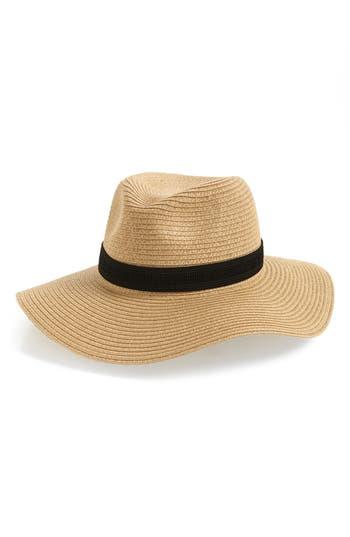 8af30a65f Feelin' That Summer Straw Fedora — Ravishing in Plaid - Brittany Burke