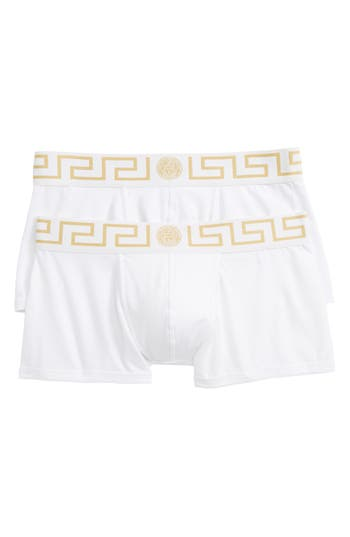 Versace 2-Pack Low Rise Trunks