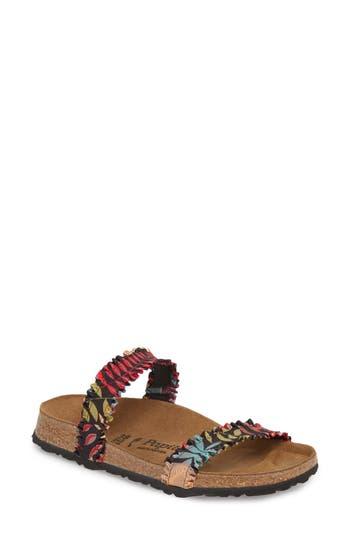 Papillio By Birkenstock Curacao Slide Sandal, Black