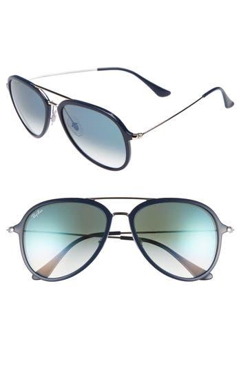 Ray-Ban 57Mm Pilot Sunglasses -